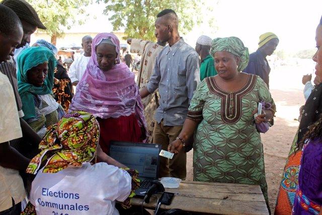 Elecciones locales en Malí