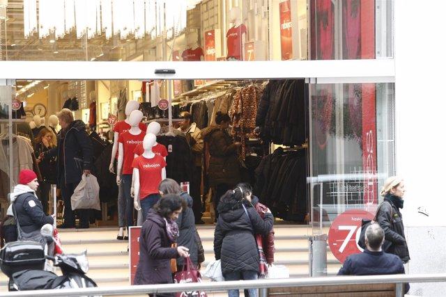 Compra, compras, comprar, precios, IPC, consumo, rebaja, rebajas, ropa