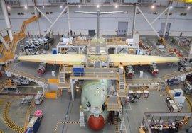La Junta pide al Gobierno que se implique ante la posible reducción de empleos en Airbus