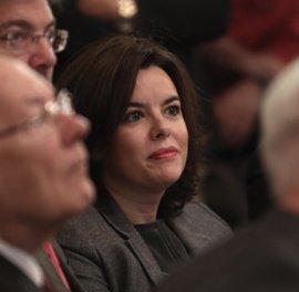Sáenz de Santamaría expondrá el día 1 diciembre al Congreso los planes del nuevo Gobierno