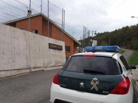 """La Guardia Civil """"no se siente especialmente incómoda en Alsasua"""""""