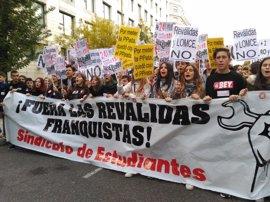 Seguimiento de la huelga: 80% para el Sindicato de Estudiantes, irrelevante para Educación