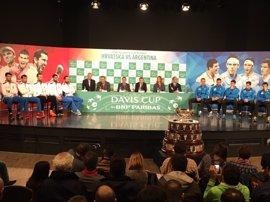Cilic y Delbonis abrirán la final de la Copa Davis