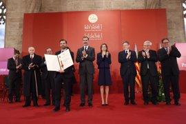 """El Rey Don Felipe VI pide dar """"un nuevo impulso"""" a la ciencia y """"redoblar esfuerzos"""" en la inversión"""
