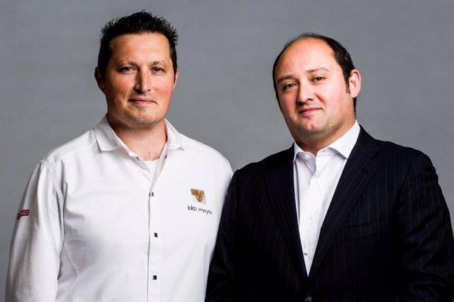 Kiko Moya y Alberto Redrado.Jpg