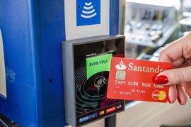 Viajes gratis los viernes para los usuarios de las líneas 27 y Exprés Aeropuerto de la EMT que paguen con una Mastercard