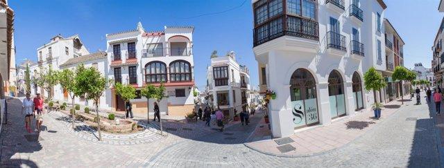 Hotel futuro estepona proyecto licencia tramitación ayuntamiento