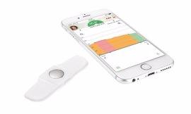 Empresas.- e-TakesCAre lanza un termómetro inteligente que envía los datos al móvil de los padres