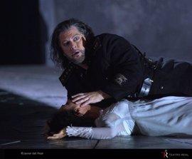 TVE emitirá el domingo 'Otello' la ópera que inauguró la temporada del Teatro Real
