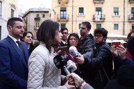 C's pide una reunión con Interior tras el séptimo ataque en dos años a su sede de L'Hospitalet