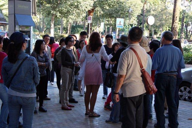 Turismo, Turistas, Chinos, Asiáticos