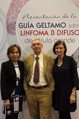 Presentación de Guía Geltamo en linfoma B difuso de células madre