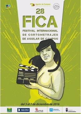 Cartel de la edición 28 del FICA