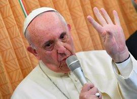El Papa arremete contra las mafias que controlan el tráfico de drogas