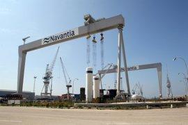 """Junta reclama a Navantia """"explicaciones claras"""" sobre su plan de empresa futuro en Cádiz"""