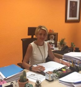 La concejal del PP de Roquetas de Mar, Eloísa Cabrera