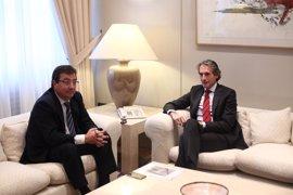 Fomento se compromete a agilizar las obras del AVE a Extremadura