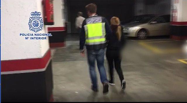 Detenida en Ourense una terrorista colombiana buscada por varios atentados