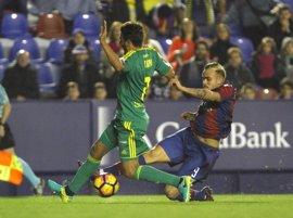 Levante-Rayo y Huesca-Girona, duelos más destacados de la Liga 1/2/3