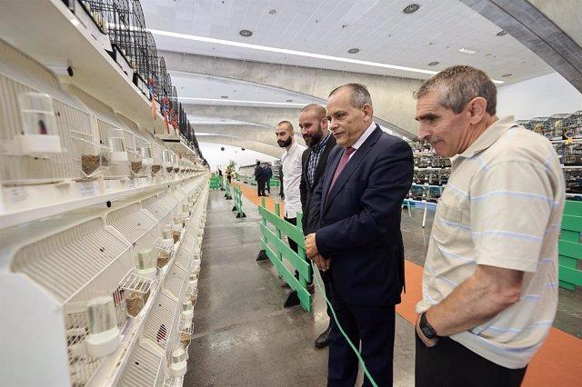Nota De Prensa Y Fotografías: Canaricultura Inauguración