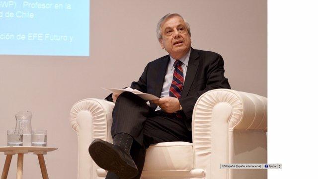 Humberto Peña, III Foro de la Economía del Agua