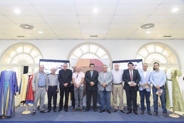 La Diputación impulsa con un programa las fiestas y recreaciones históricas.