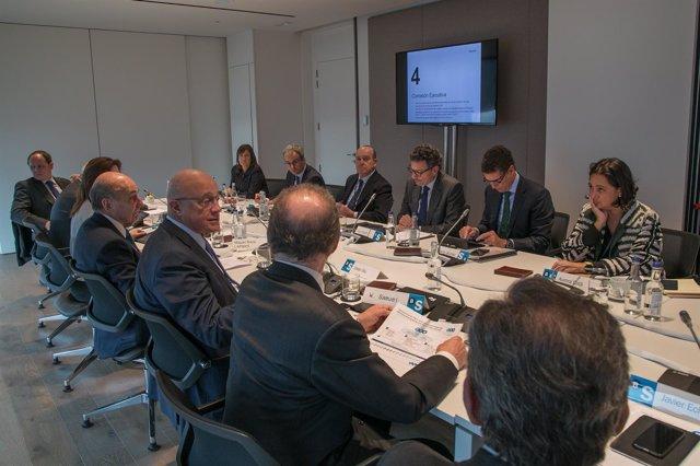 Consejo de Banco Sabadell en Londres