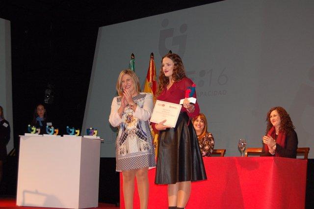 Gala de los Premios por la integración de personas con discapacidad Avance 16