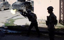Las fuerzas de Irak arrebatan a Estado Islámico otros dos barrios en el este de Mosul