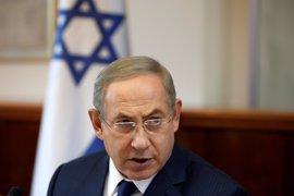 """Netanyahu tilda de """"actos de terrorismo"""" los incendios registrados en Israel"""