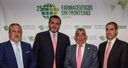 Farmaceúticos sin fronteras lanza la aplicación 'FSF-APPERS Sanity' para ofrecer una atención más personalizada