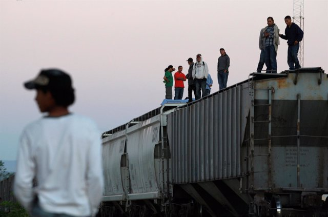 Inmigrantes centroamericanos en Chiapas