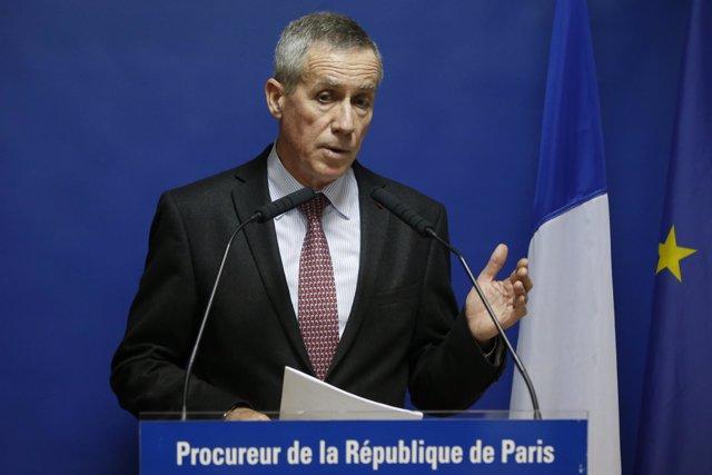 El fiscal de París, François Molins
