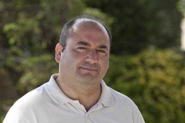 El concejal de Camargo Marcelo Campos