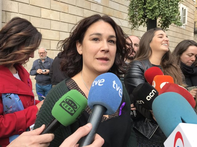 La concejal de Feminismos, Laura Pérez