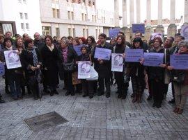 """Ruth Ortiz pide """"aunar fuerzas"""" contra la violencia de género y un pacto de estado"""