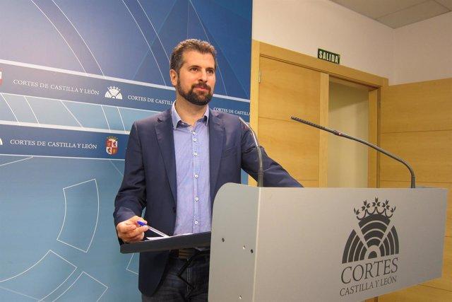 Tudanca analiza la situación del Gobierno regional