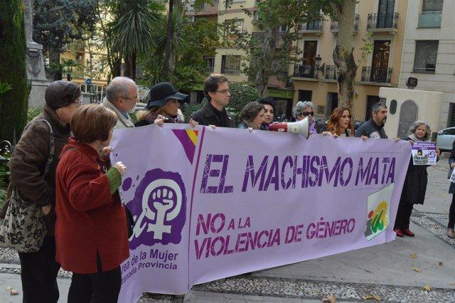 Nota Prensa Día Internacional Contra La Violencia De Género