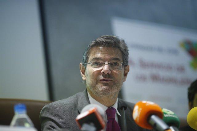 Rafael Catalá participa en las jornadas Al servicio de los madrileños