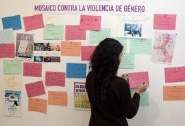 """La Diputación de Badajoz lleva a varios municipios una muestra sobre el """"rechazo social"""" hacia la violencia de género"""
