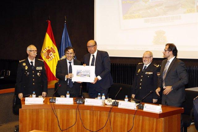 Presentación del Cupón dedicado a la ONCE