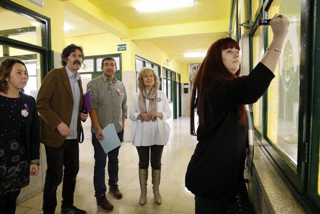 12:30Avda. Oviedo, Nº 2, Torres,  Torrelavega La Vicepresidenta Y Consejera De