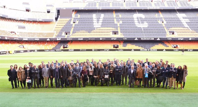 Club de Primeras Marcas presenta su 'Challenge 2017' en Mestalla