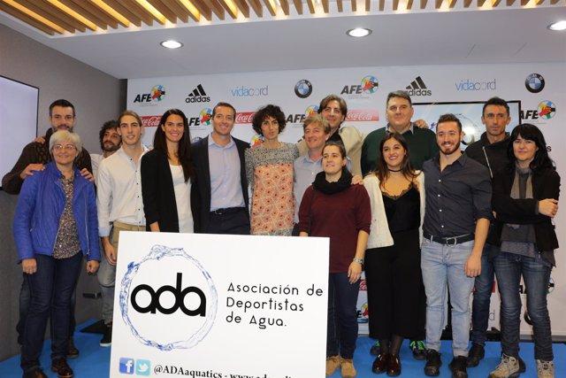 Presentación de la ADA en Madrid