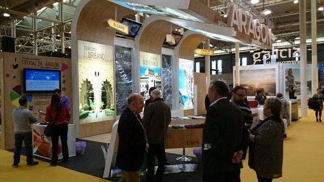 Aragón participa en la Feria de Turismo de Interior de Valladolid