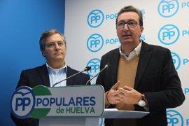 """PP lamenta que PSOE les culpe de """"instrumentalizar"""" la manifestación en defensa de sanidad"""