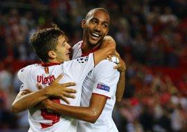 El Sevilla aparca Europa y recibe a un Valencia herido