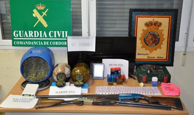 """""""La Policía Nacional En Colaboración Con La Guardia Civil Han Detenido En Puente"""