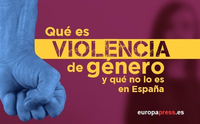 Qué es y qué no es violencia de género en España