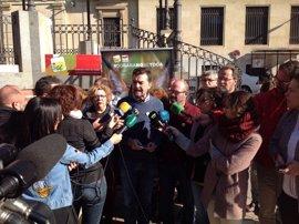 Maíllo (IU) llama a participar en la manifestación 'Salvemos Doñana'